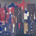 MMXVII - oil on canvas 92x65 sm.